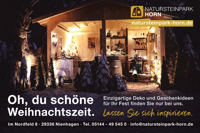 Natursteinpark Horn
