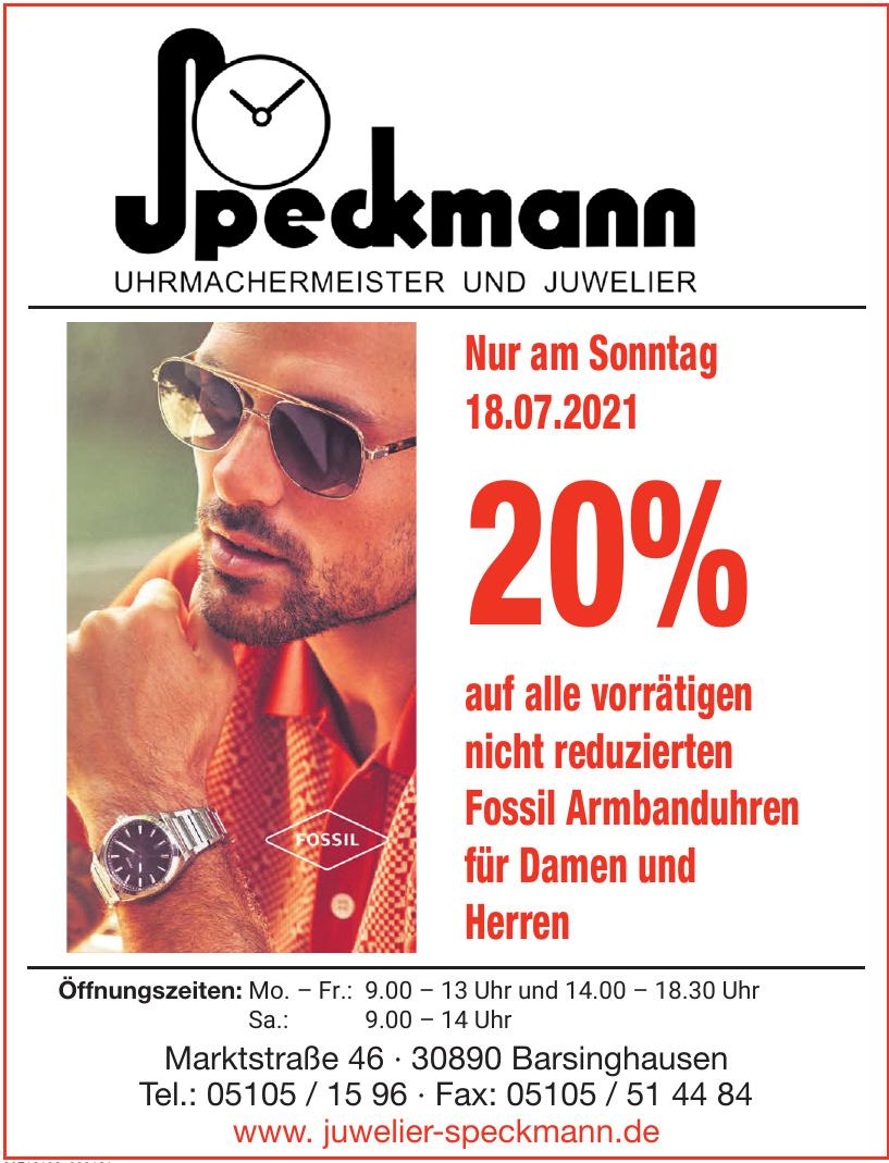 Juwelier Speckmann