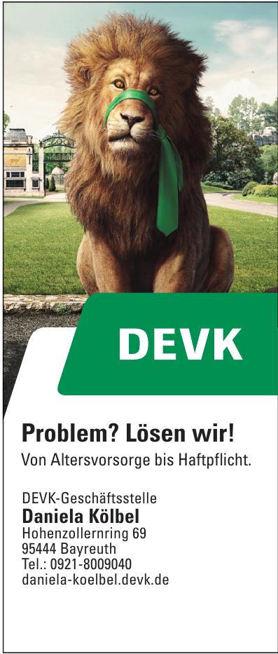 DEVK-Geschäftsstelle Daniela Kölbel