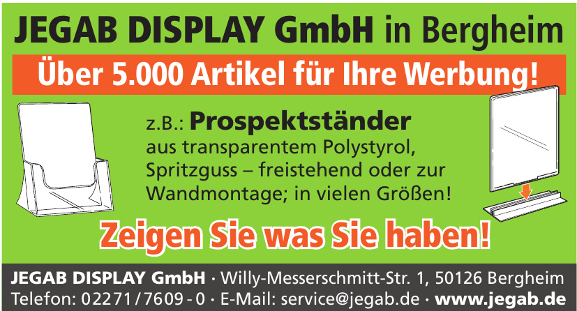 Jegab Display GmbH