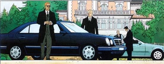 Illustrationen: Editions du Lombard 2003