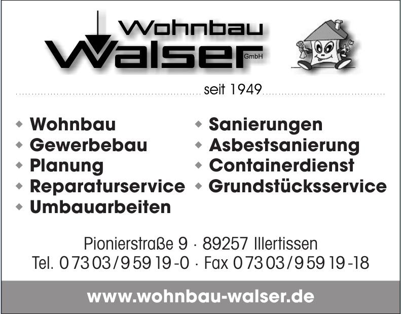 Wohnbau Walser GmbH