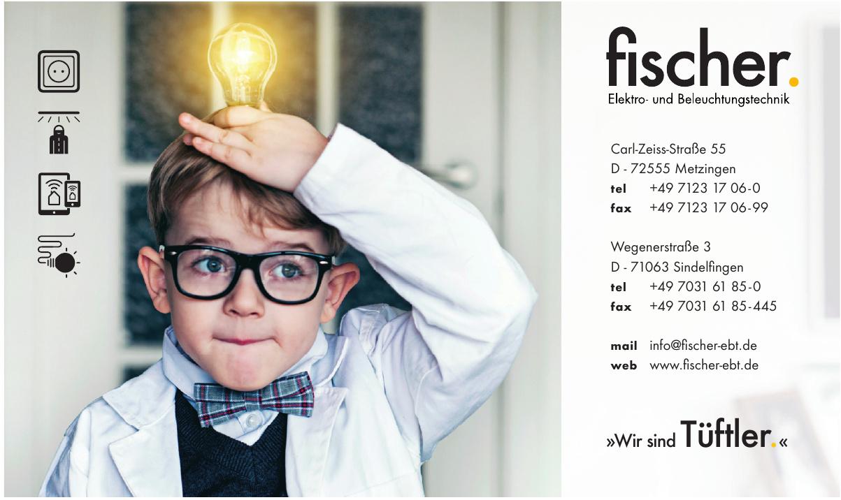 Fischer Elektro- und Beleuchtungstechnik
