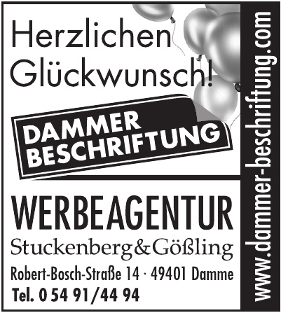 Werbeagentur Stuckenberg & Gößling
