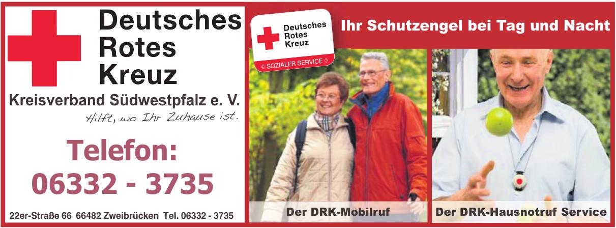 DRK Kreisverband Südwestpfalz e. V.