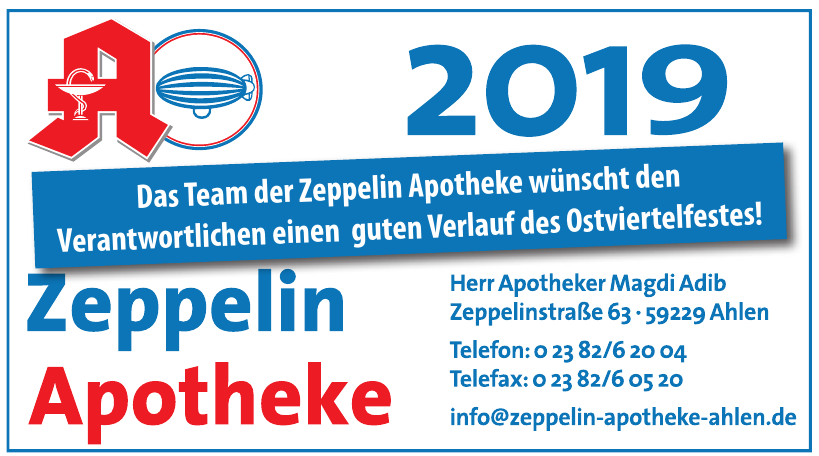 Zeppelin Apotheke