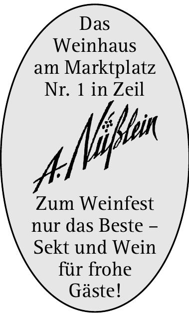 Weinhaus A. Nüßlein