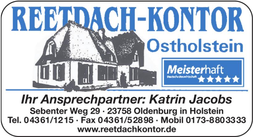 Reetdach-Kontor Ostholstein GmbH & Co. KG