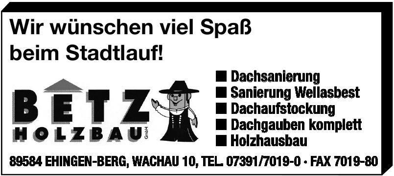 Betz Holzbau GmbH