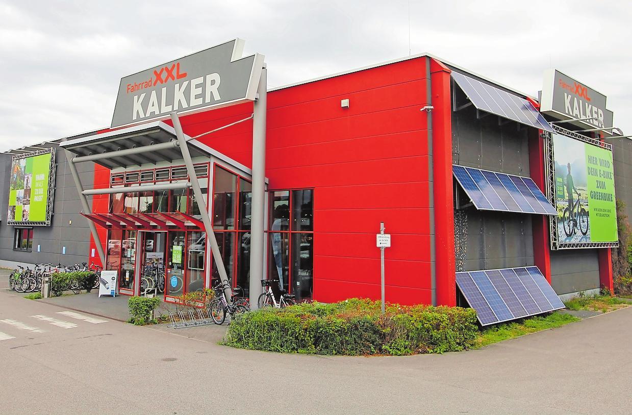 Für jeden das passende (E-)Bike: Fahrrad Welt Kalker in Ludwigshafen. FOTO: FAHRRAD XXL KALKER/FREI