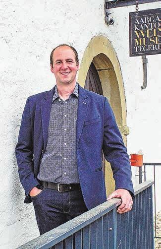 Pascal Zöbel: «Das kantonale Weinbaumuseum ist einen Besuch wert.»