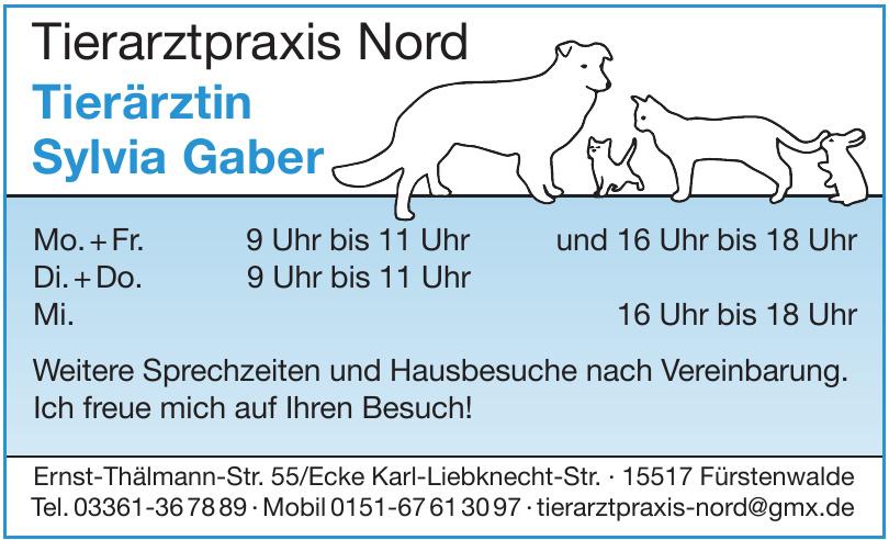 Tierarztpraxis Nord Tierärztin Sylvia Gaber