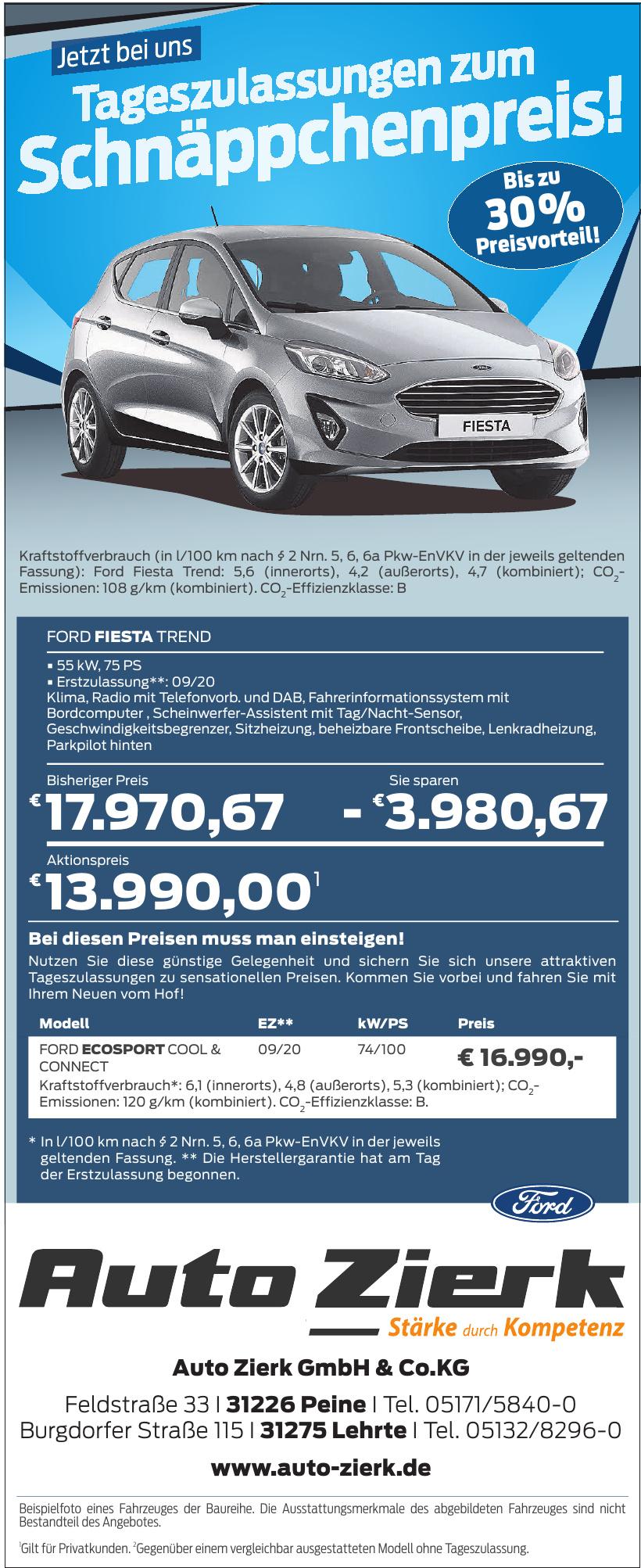 Auto Zierk GmbH & Co.KG