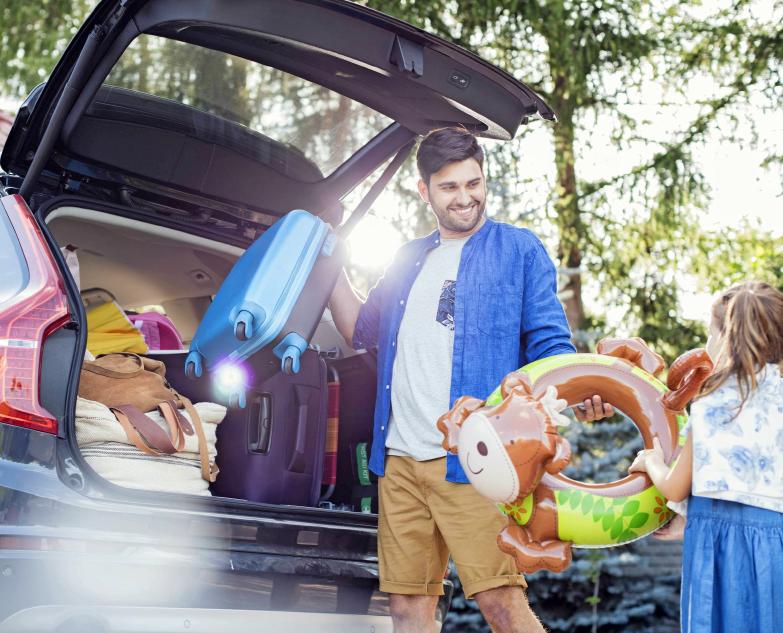 Entspannt starten: Das ist einer der wichtigsten Faktoren für die Autofahrt in den Urlaub. Foto: Westend61/dpa-tmn
