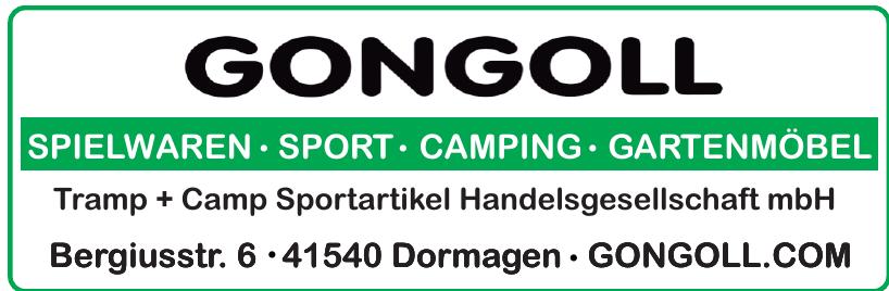 Gongoll Tramp + Camp Sportartikel Handelsgesellschaft mbH