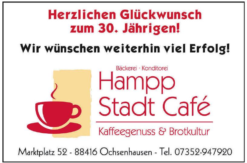 Hampp Stadt Café