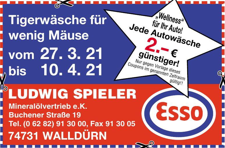 Esso - Ludwig Spieler - Mineralölvertrieb e.K.