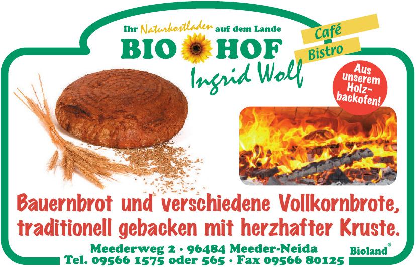 Biohof Ingrid Wolf