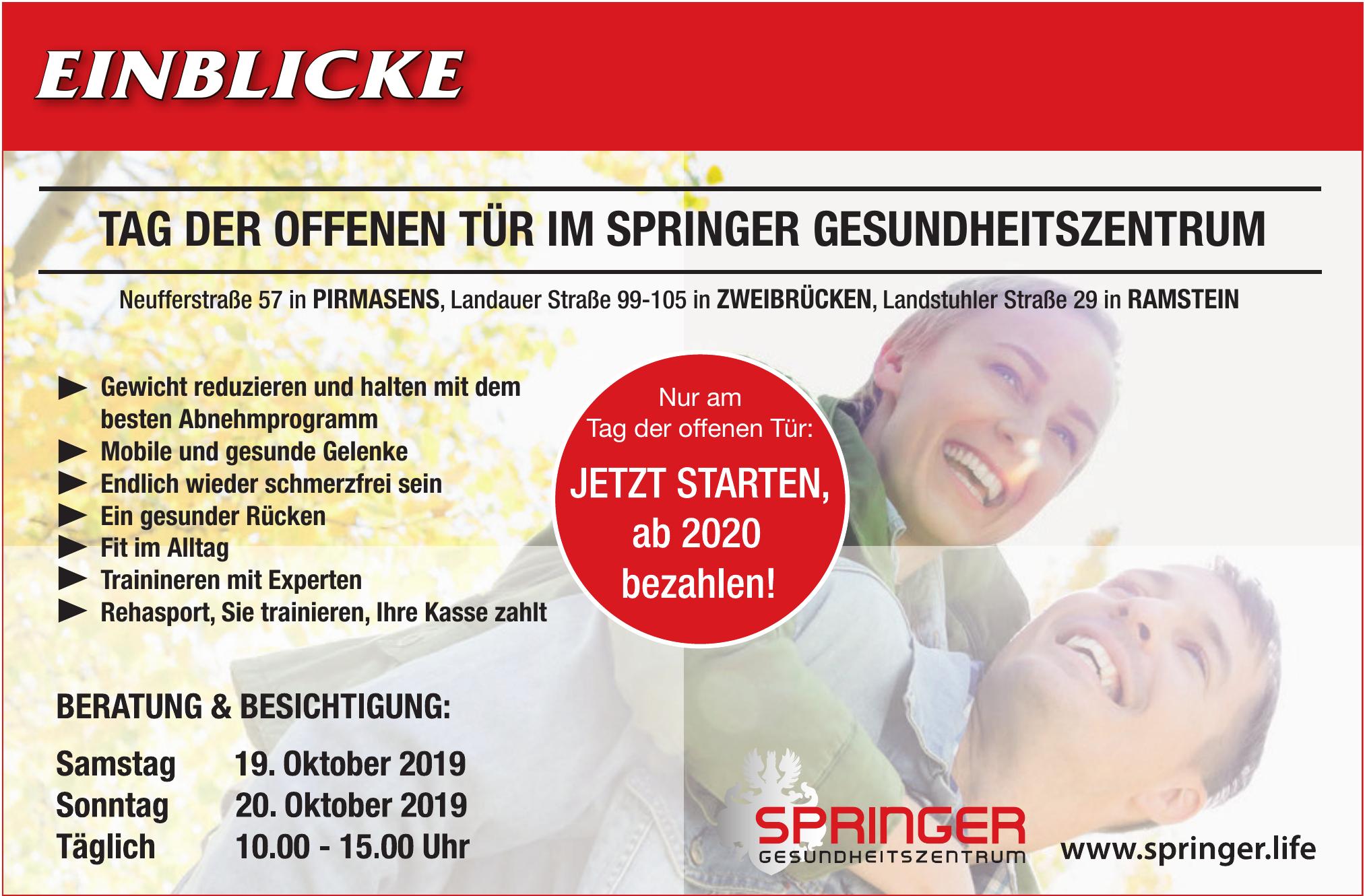 Springer Gesundheitszentrum