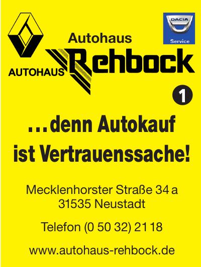 Autohaus Rehbock