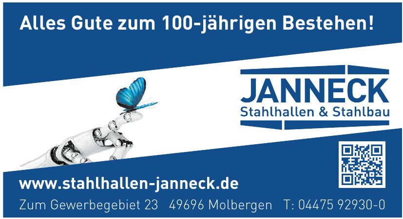 Janneck Stahlhbau