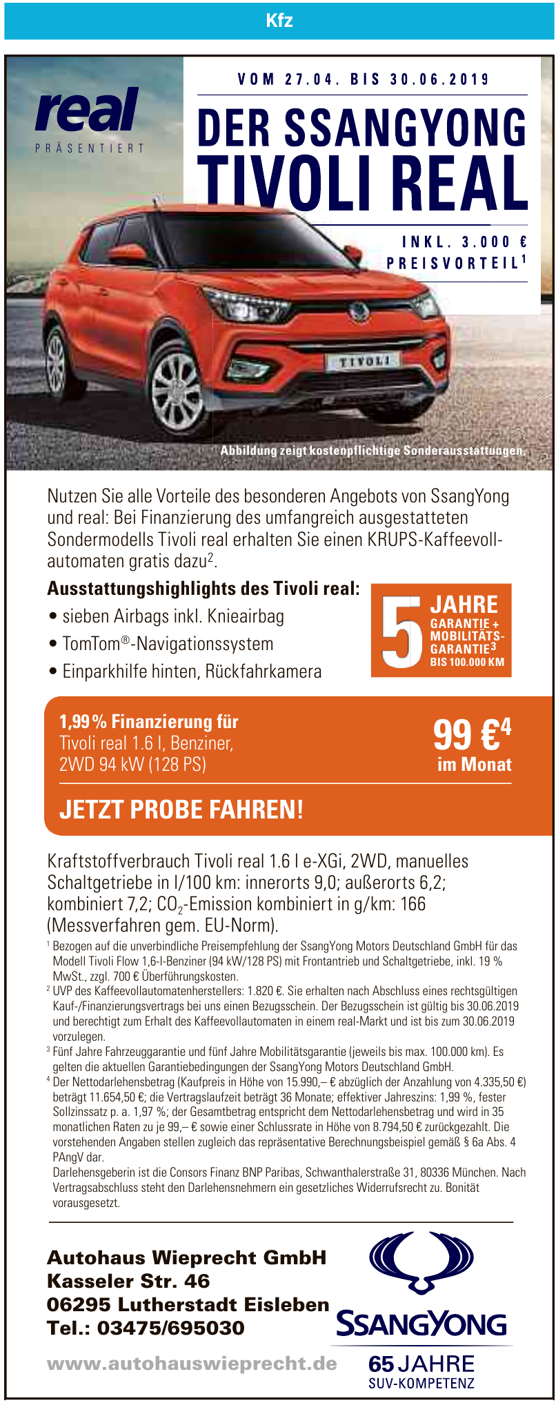 Autohaus Wieprecht GmbH
