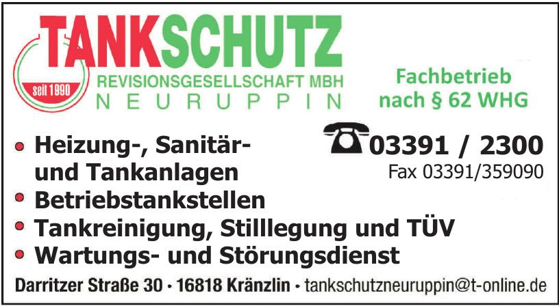 Tankschutz Revisionsgesellschaft mbH Neuruppin