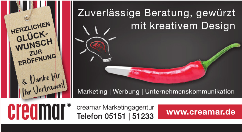 Creamar Marketingagentur