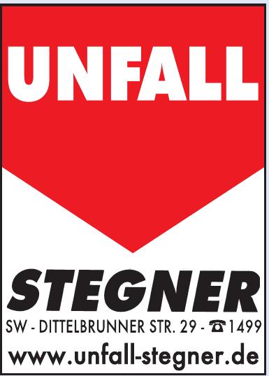 Unfall Stegner