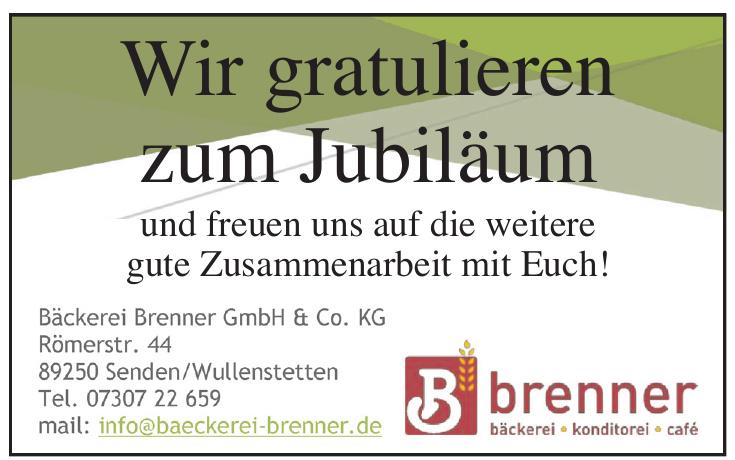 Bäckerei Brenner GmbH & Co. KG
