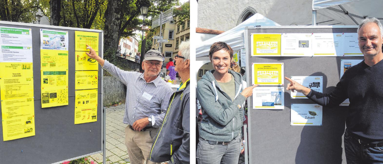 Wissenswertes rund um erneuerbare Energien und Klimaschutz FOTOS: IMG/RAU