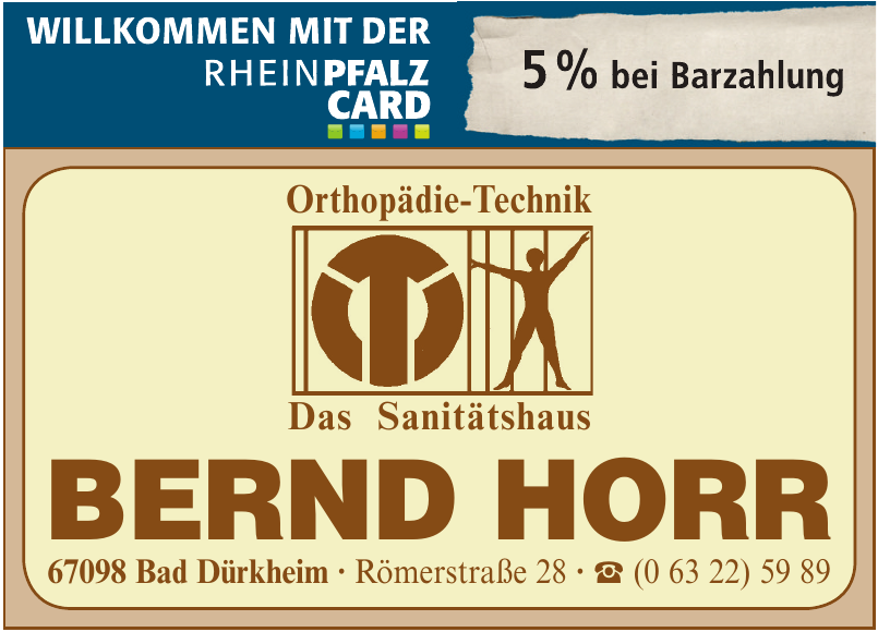 Orthopädie-Technik Bernd Horr