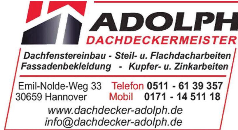 Adolph Dachdeckermeister