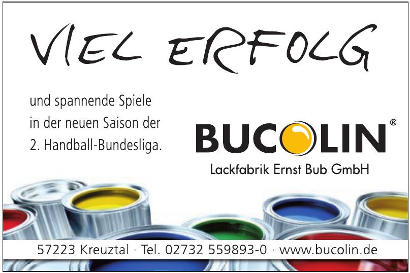 Bucolin Lackfabrik Ernst bub GmbH