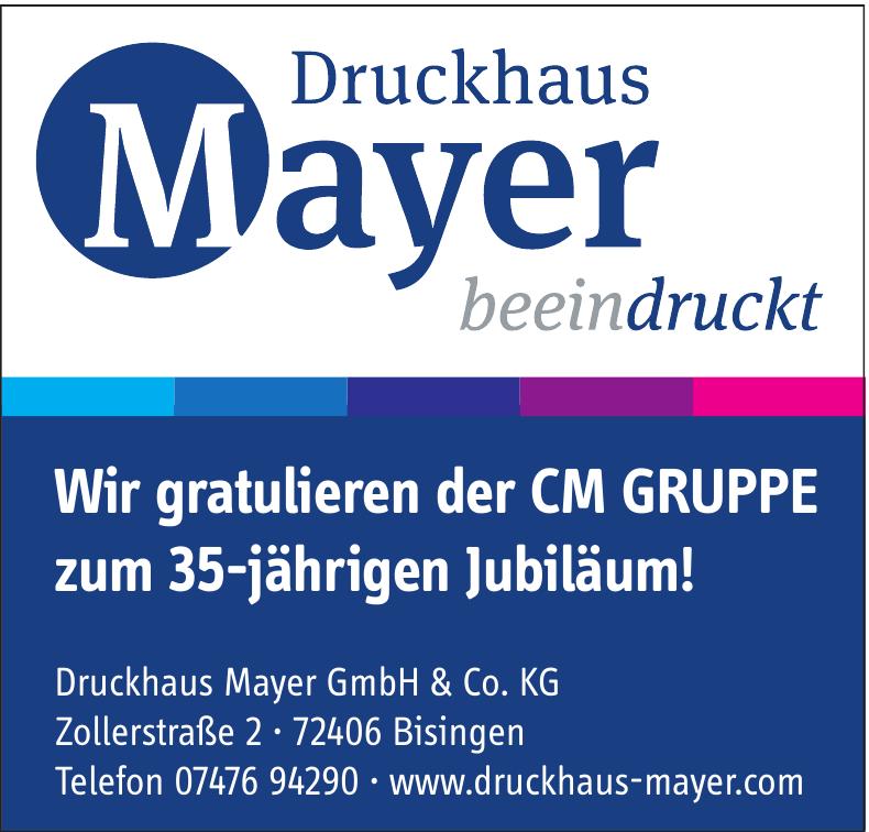 Druckhaus Mayer GmbH & Co. KG