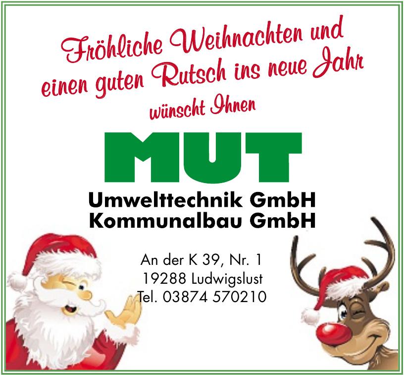 MUT – Kommunalbau und Umwelttechnik GmbH