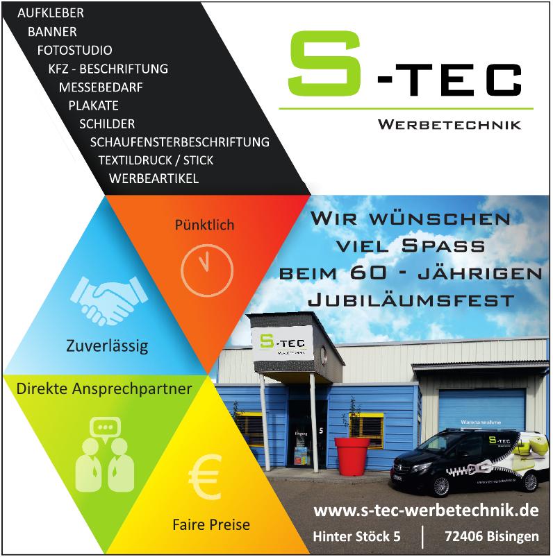 S-Tec Werbetechnik
