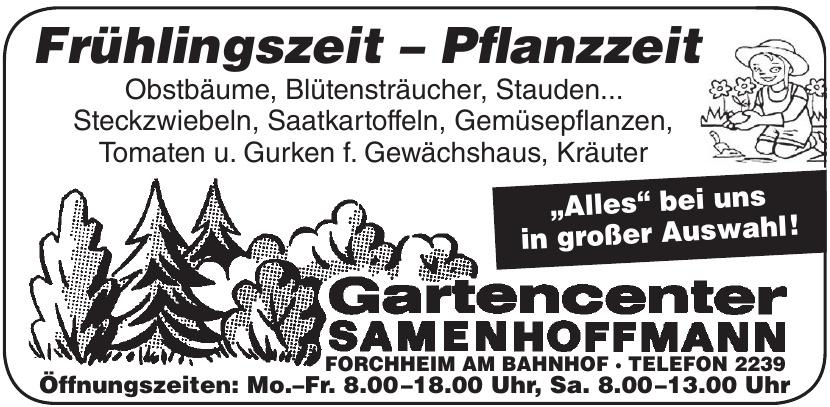 Gartencenter Samenhoffmann