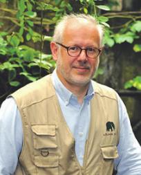 Theo Pagel ist bereits seit 2006 Direktor des Kölner Zoos. Foto: Kölner Zoo