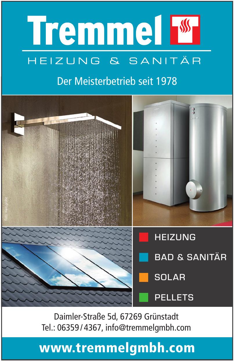 Tremmel Heizung & Sanitär