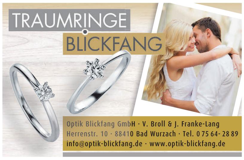 Optik Blickfang GmbH