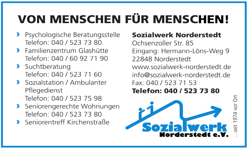 Sozialwerk Norderstedt