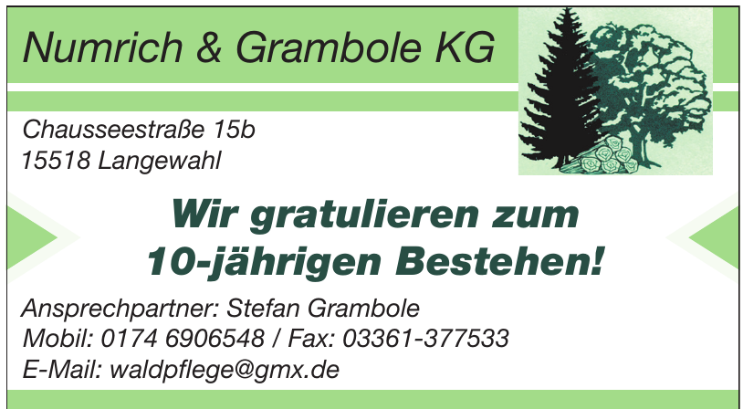 Numrich & Grambole KG