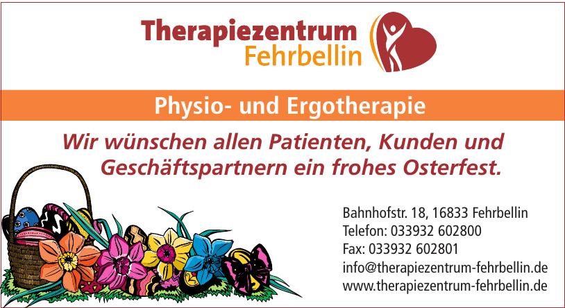 Therapiezentrum Fehrbellin