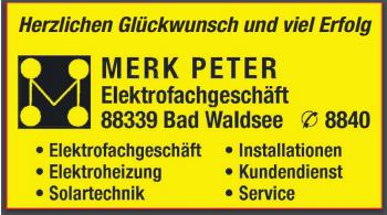 Merk Peter