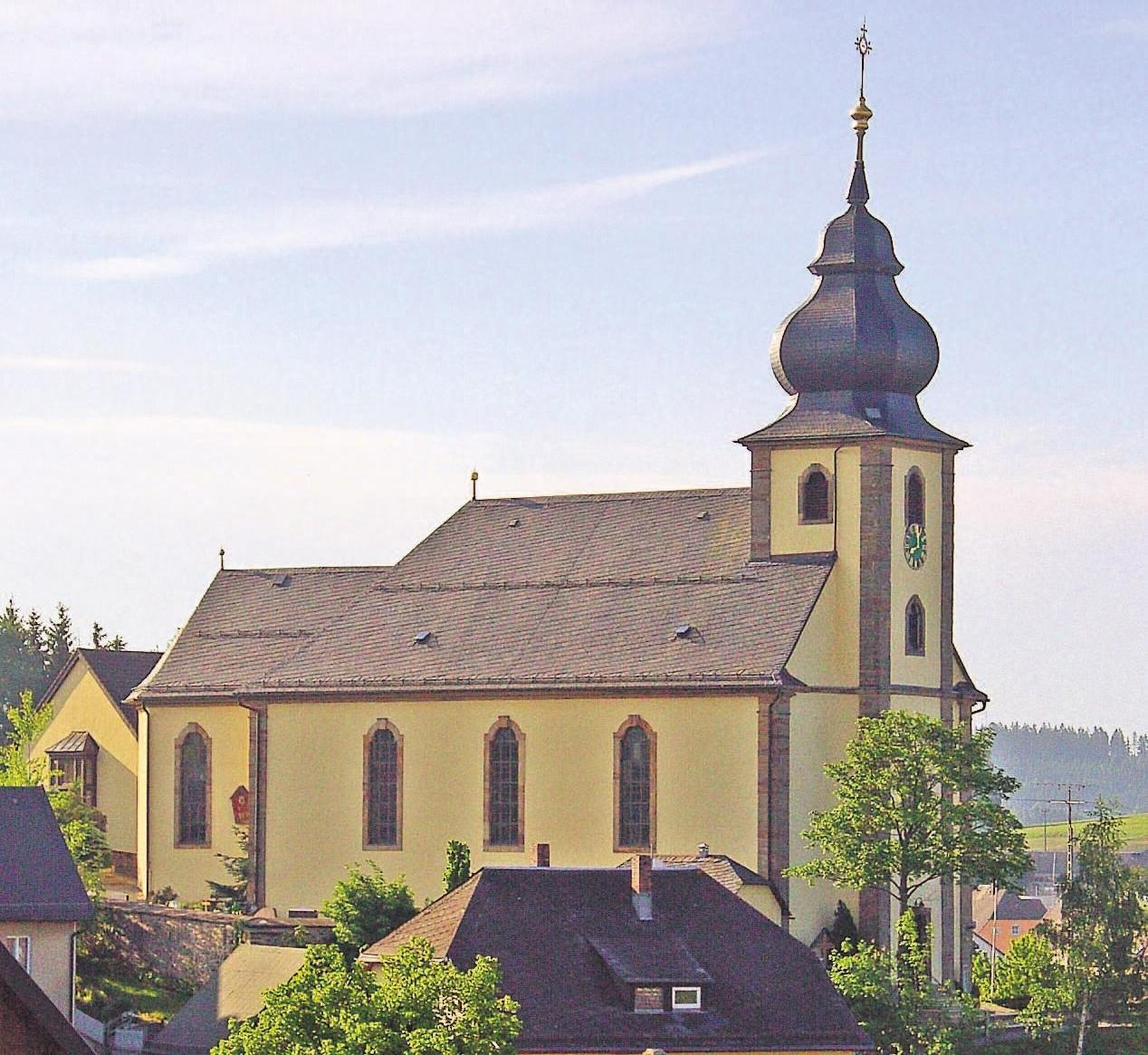 Der feierliche Festgottesdienst zum Kirchweihfest findet am kommenden Sonntag in der Sankt-Bartholomäus-Kirche in Marktleugast statt.