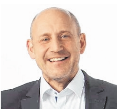 Dr. Paul Kruck, Bürgermeister der Stadt Karlstadt. FOTO: STADT KARLSTADT