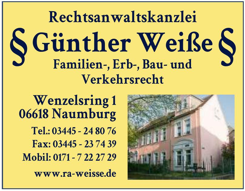 Günter Weiße