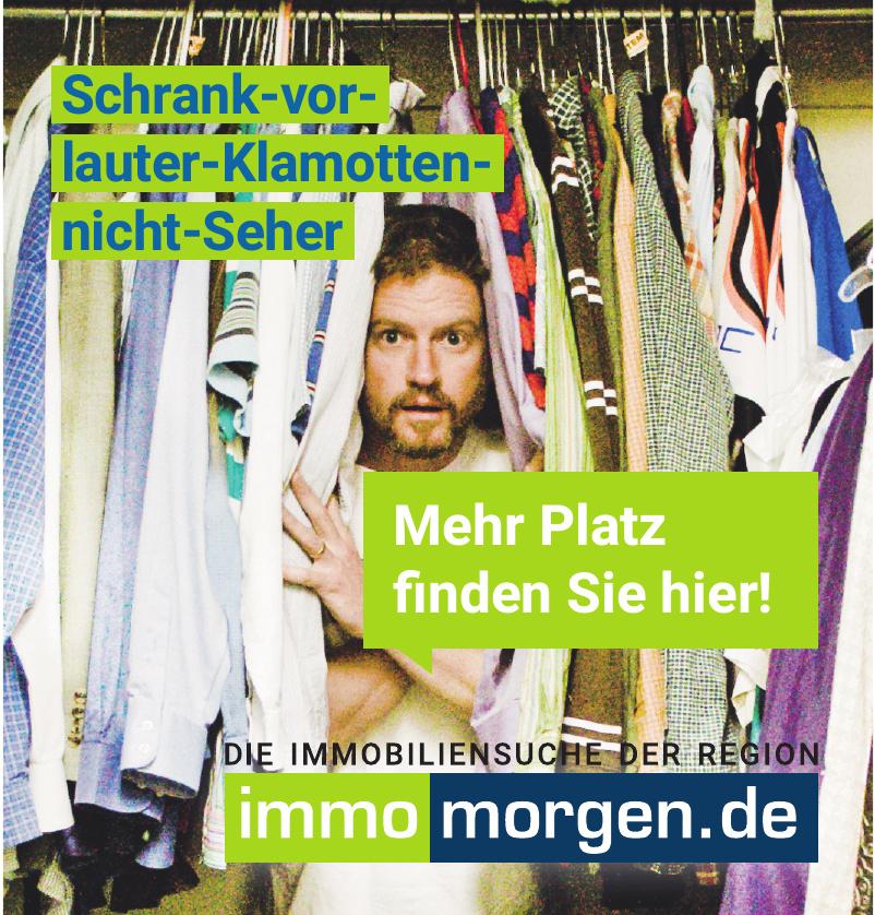 immomorgen.de - Die Immobiliensuche der Region