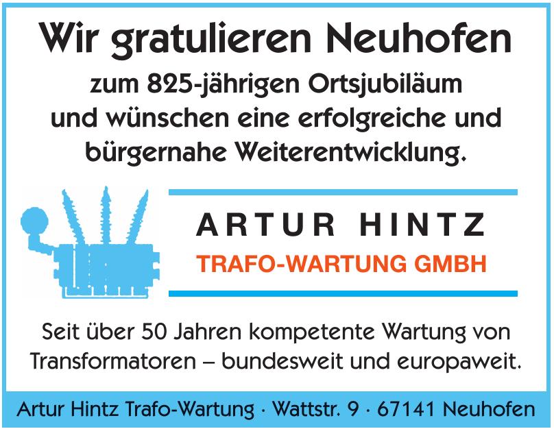 Artur Hintz Trafo-Wartung GmbH